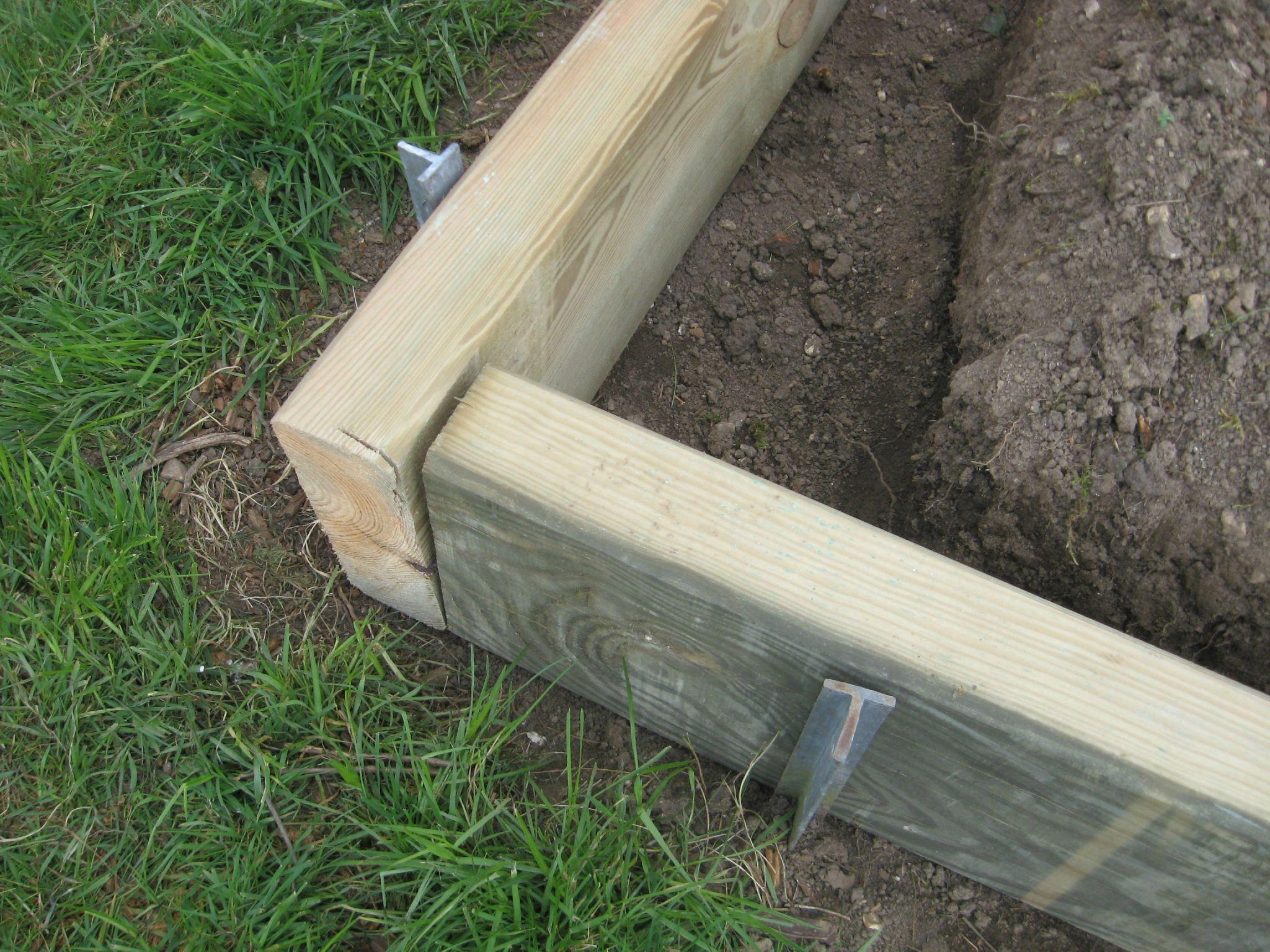 Résultats de recherche d\'images pour « bordures de jardin fait ...