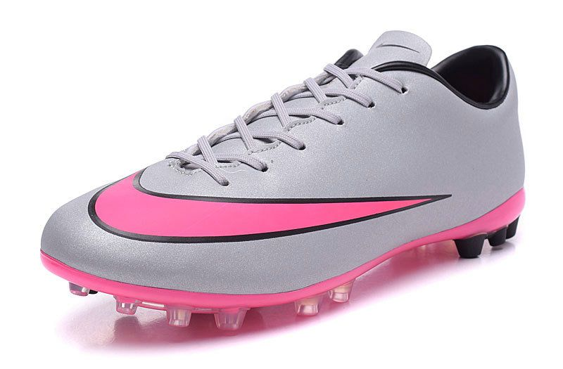 best service c36a8 e9c62 Nike Mercurial CR7 AG 2018 World Cup Football Boots sliver ...