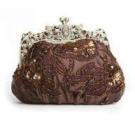 Beaded Victorian bag!