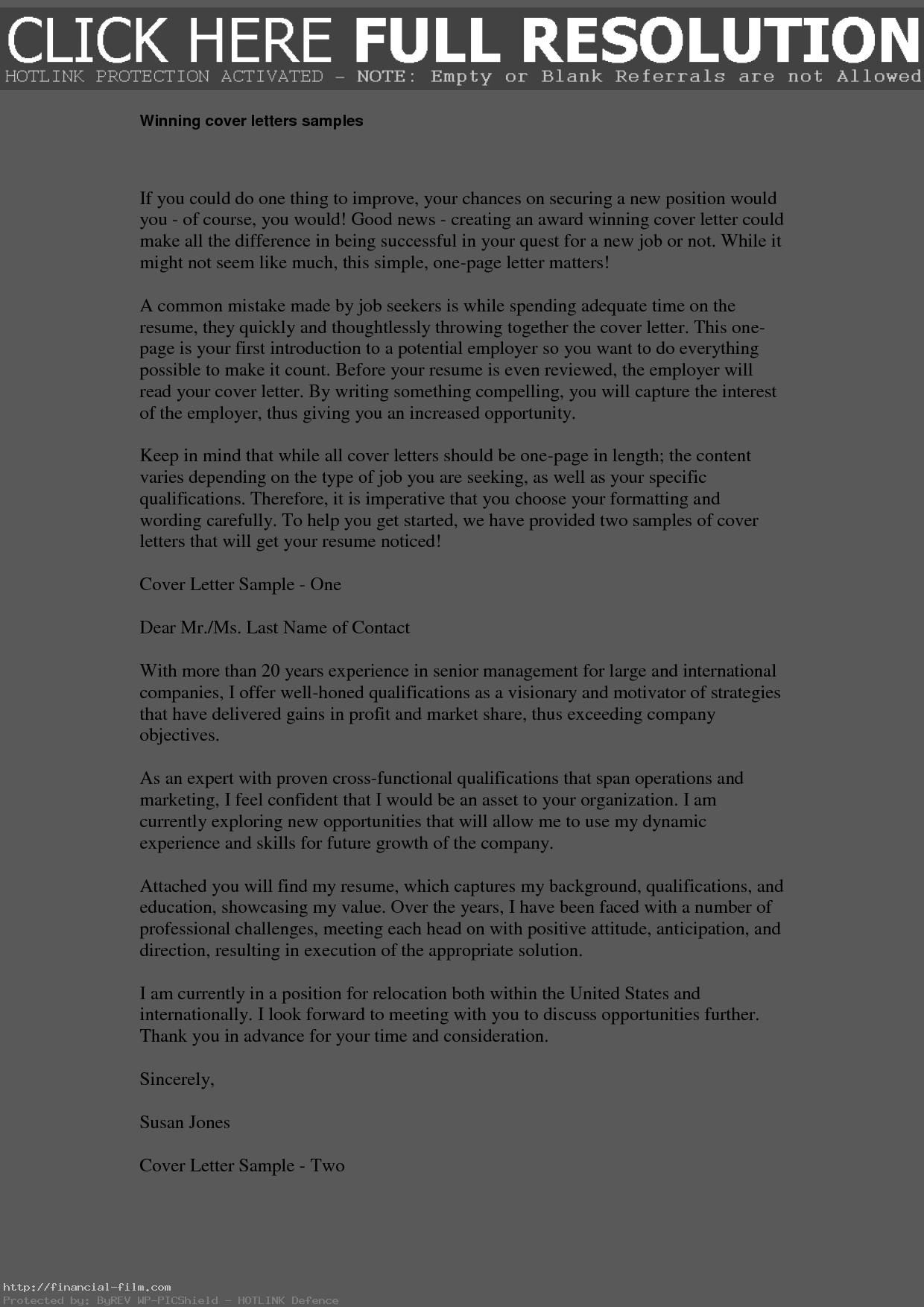 Cover Letter Document Blog Sample Stonevoices Inside  Home Design