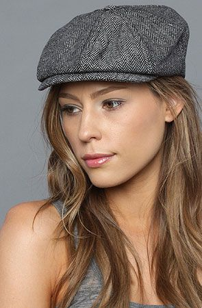 85b4469c65cea The newsboy cap or newsy cap is a casual-wear cap similar in style to the flat  cap.