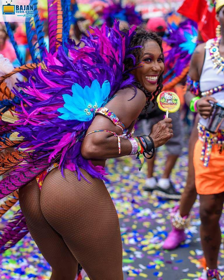 and women carnival Trinidad tobago