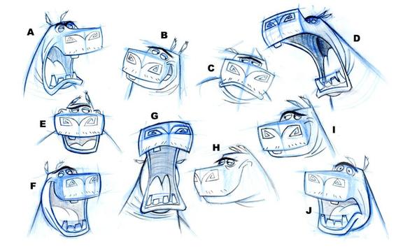 Character Design Dreamworks : Dreamworks character design google search