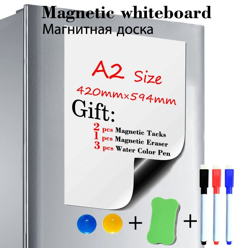Dry Erase Calendar Board Weekly Magnetic Whiteboard For Refrigerator By Homen Stars Non Staini Dry Erase Board Calendar Magnetic White Board Dry Erase Calendar