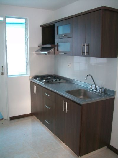 Cocina Integral Con Vidrio Buscar Con Google Cocinas De Casas Pequenas Diseno Muebles De Cocina Decoracion De Cocinas Sencillas