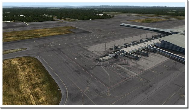FSX Download Mega Airport Oslo V2 0 Free | Airports | Oslo, Country