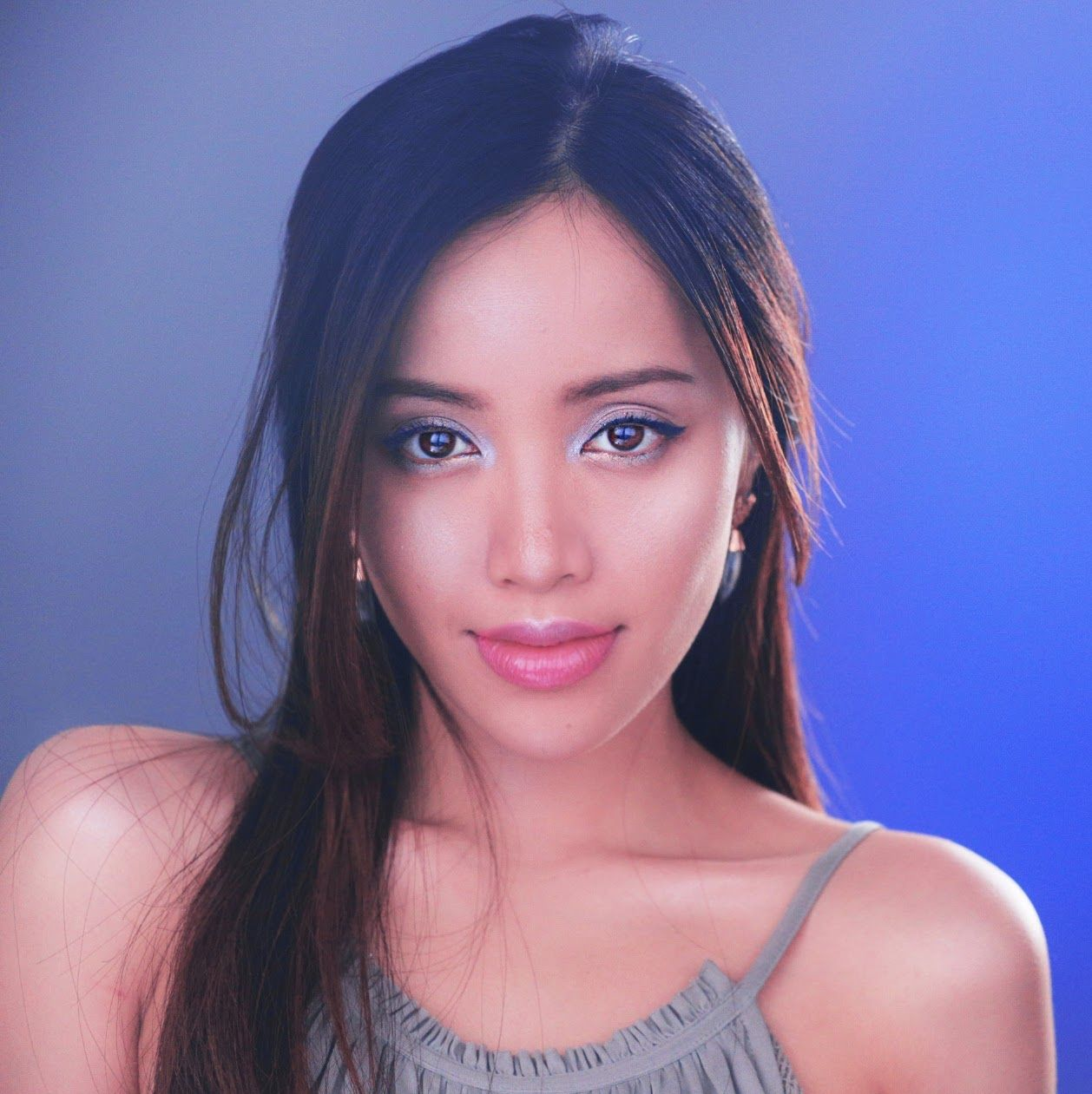 3 A person I look up to would be Michelle Phan
