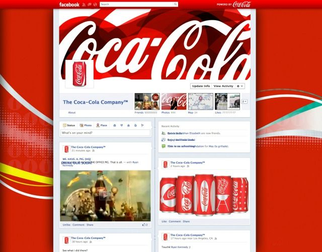 New Facebook timeline may change brand pages.