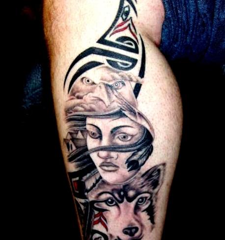 20 Native American Tattoo Designs Tattoo Designs Men American Tattoos Tattoo Designs