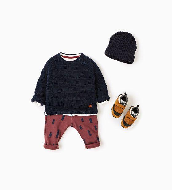 envío gratis e1b81 3a31f SHOP BY LOOK-Baby boy-Baby | 3 months - 3 years-KIDS | ZARA ...