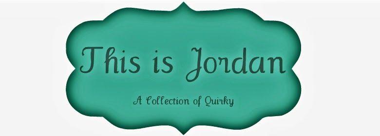 This Is Jordan