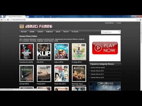 najbolji sajtovi za gledanje filmovi