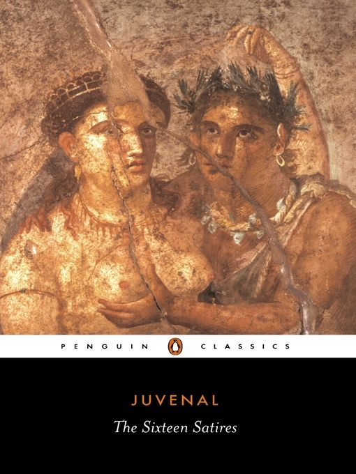 The Peter Green translation of Juvenal's Satire VI shows up