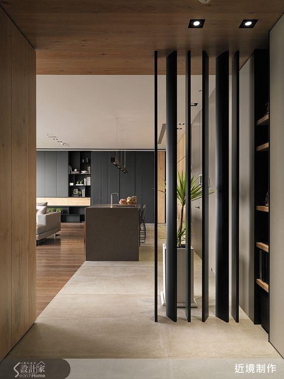 Come dividere una stanza in due soluzioni per separare for Progettazione spazi interni