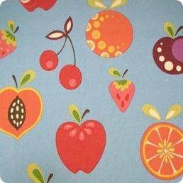 Genial Want Something Perfect For A Country Kitchen? This Mixed Fruit Upholstery  Fabric Is Great!