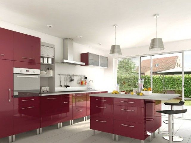 18 Diseños de Cocinas Modernas Kitchen design and Kitchens
