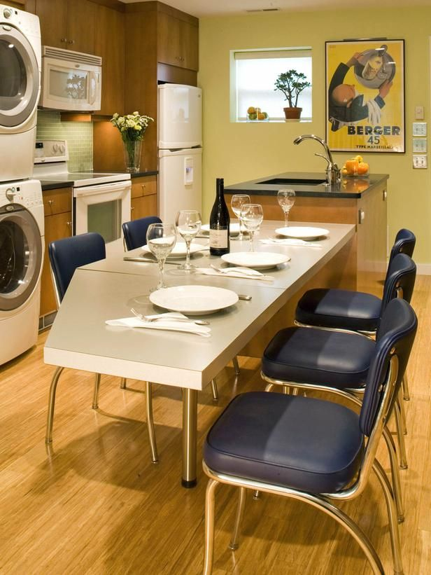 20 Tips for Turning Your Small Kitchen