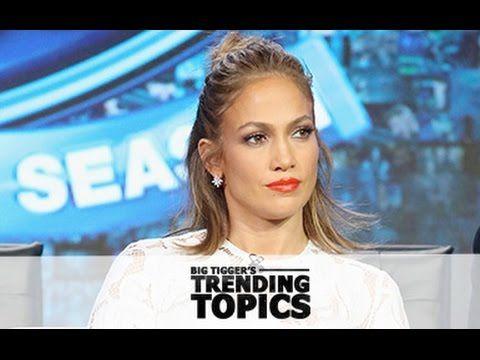 Jennifer Lopez, Blac Chyna, Kanye On Trending Topics: The Big Tigger Show - http://www.justsong.eu/jennifer-lopez-blac-chyna-kanye-on-trending-topics-the-big-tigger-show/