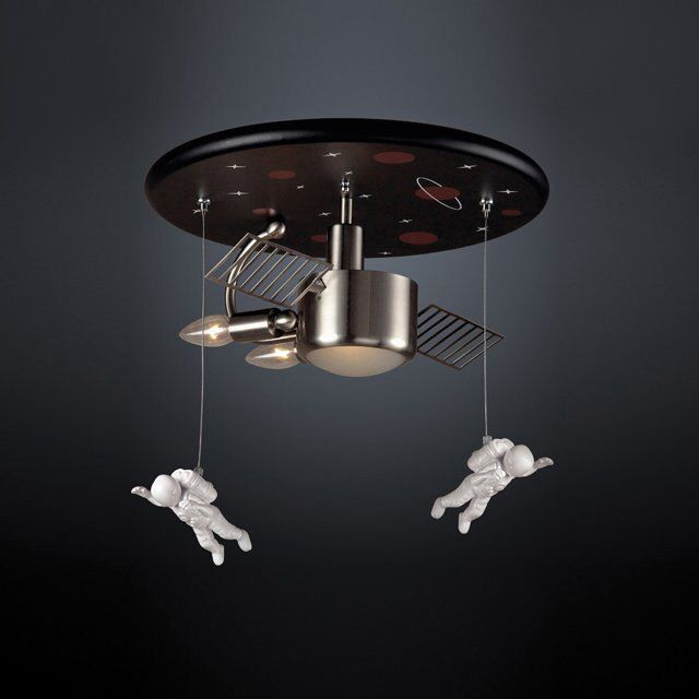 whimsical lighting fixtures. Astronaut Chandelier Fun For All Ages! - These Whimsical Lighting Fixtures Will Put A Smile On You Or Your Child\u0027s P