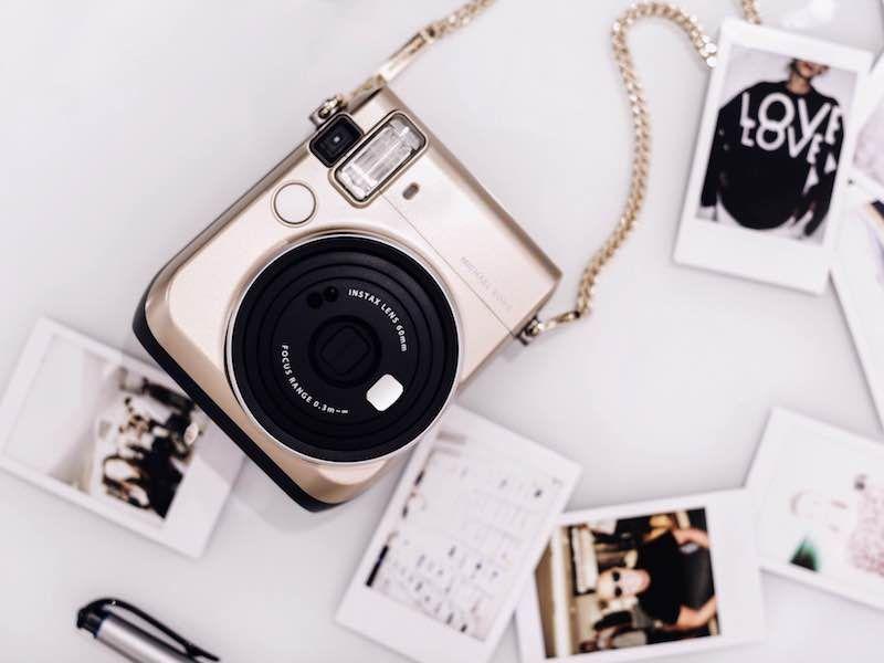 Polaroid Camera Urban Outfitters Uk : Michael kors x fujifilm instax mini 70 camera favor stylewomen