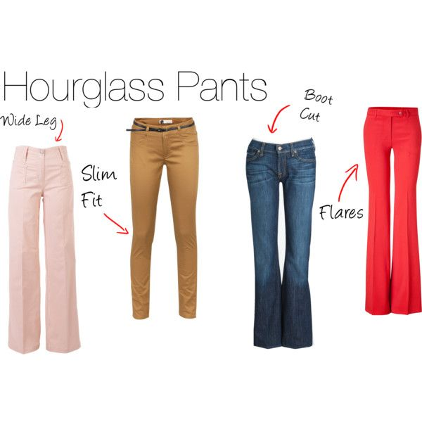 043b899f21a59 Hourglass Pants by havilarna on Polyvore featuring Vila Milano