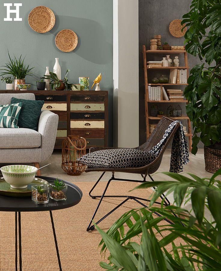 Relaxsessel Valentino - wohnzimmer einrichten grun