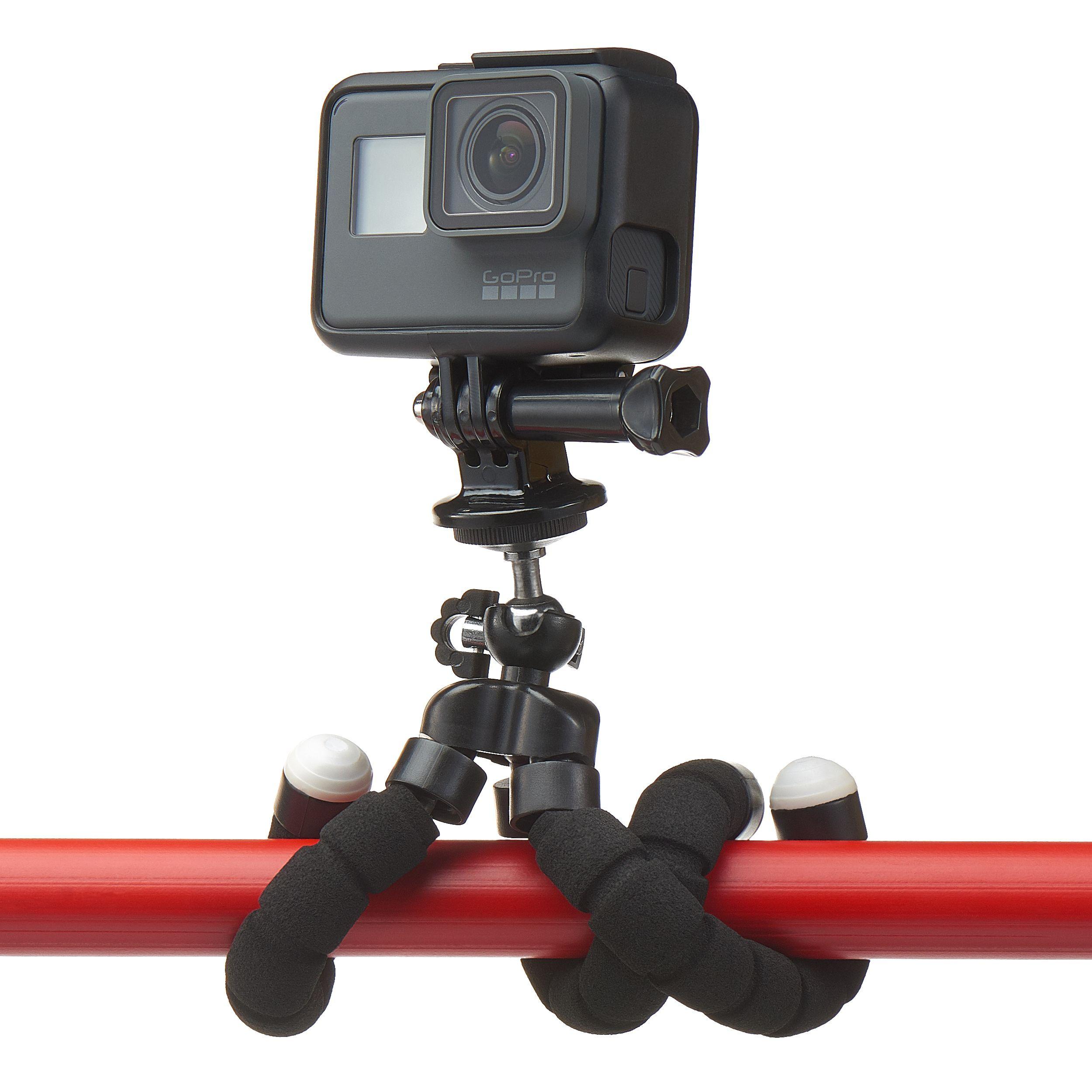 Mini Cell Phone Tripod AnyMore Flexible Tripod with