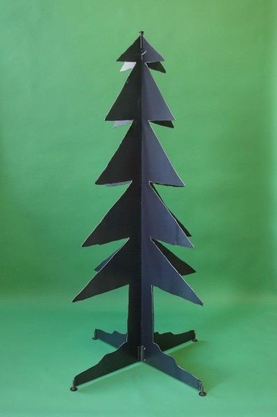 Tannenbaum Aus Blech.Tannenbaum Aus 3mm Stahlblech Plasmagetrennt Christmas
