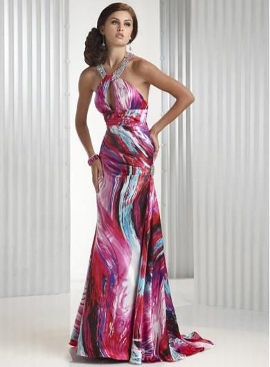 f7c4213c5b9fa Pink Camo Prom Dress for the Collest Prom Night Girls | Fashion ...