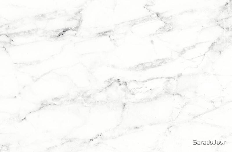 White Marble Grey Veins Art Print By Saradujour In 2020 Aesthetic Desktop Wallpaper Marble Desktop Wallpaper Gold Marble Wallpaper