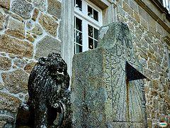 Vilagarca de Arousa-Pazo de Rubians-El guardin del reloj de sol (juantiagues)