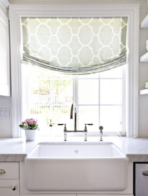 20+ Kitchen Curtain Decorating Ideas Above Sink | Kitchen ... on ideas for kitchens design, ideas for kitchens plumbing, ideas for kitchens art, ideas for kitchens paint,