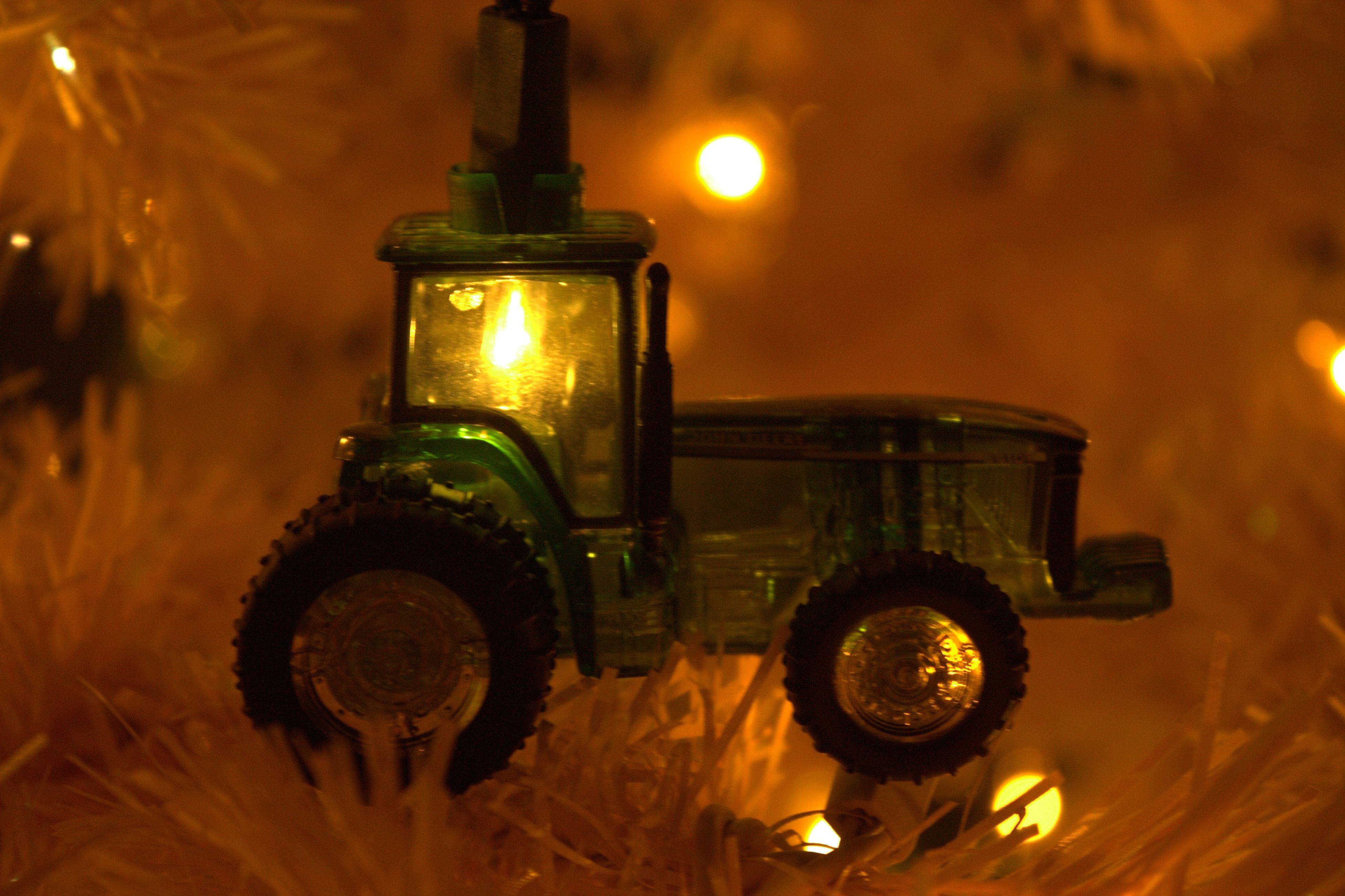 John Deere tractor ornament   Eric   Pinterest   Ornament
