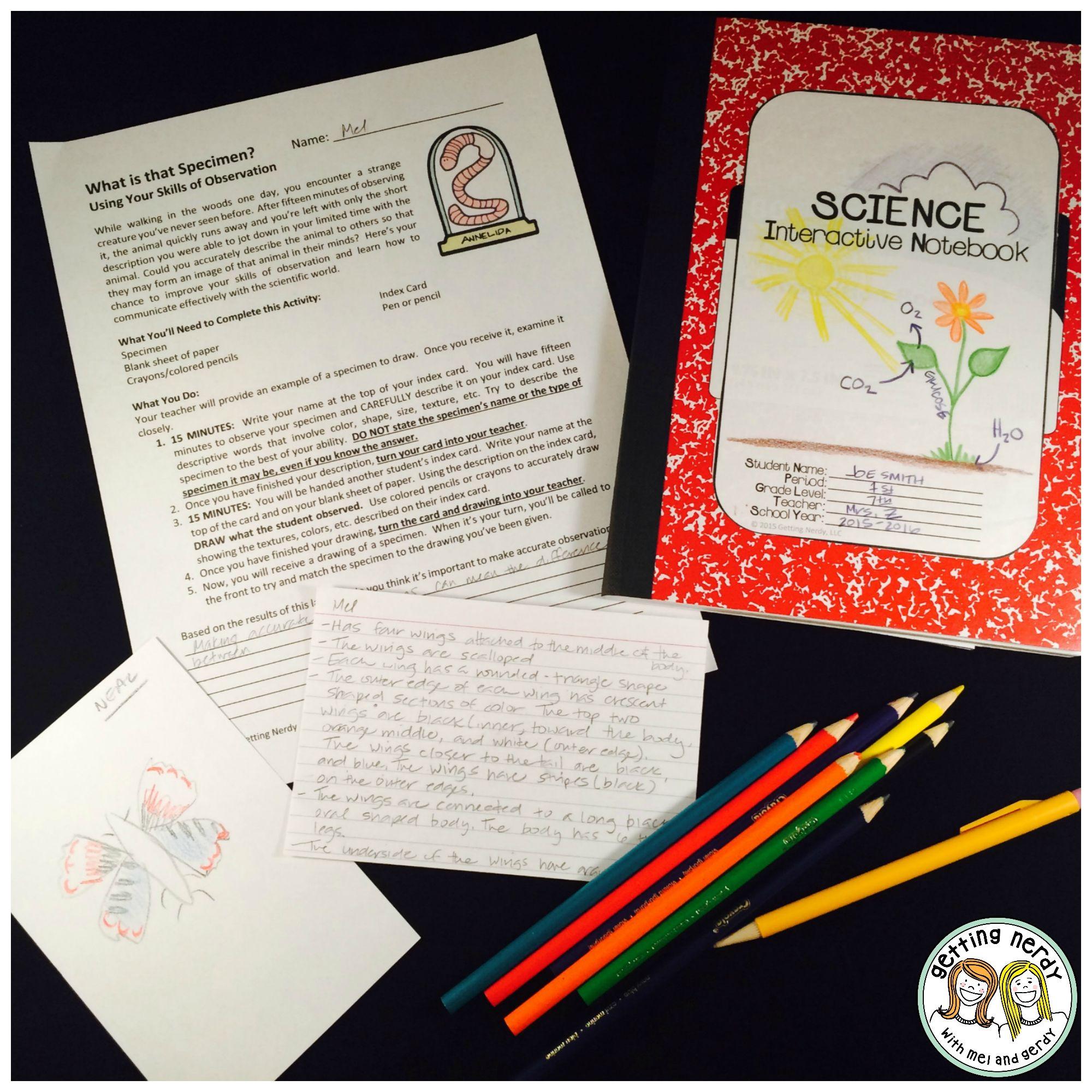 Teacher Tools Refresher Course In The Scientific Method