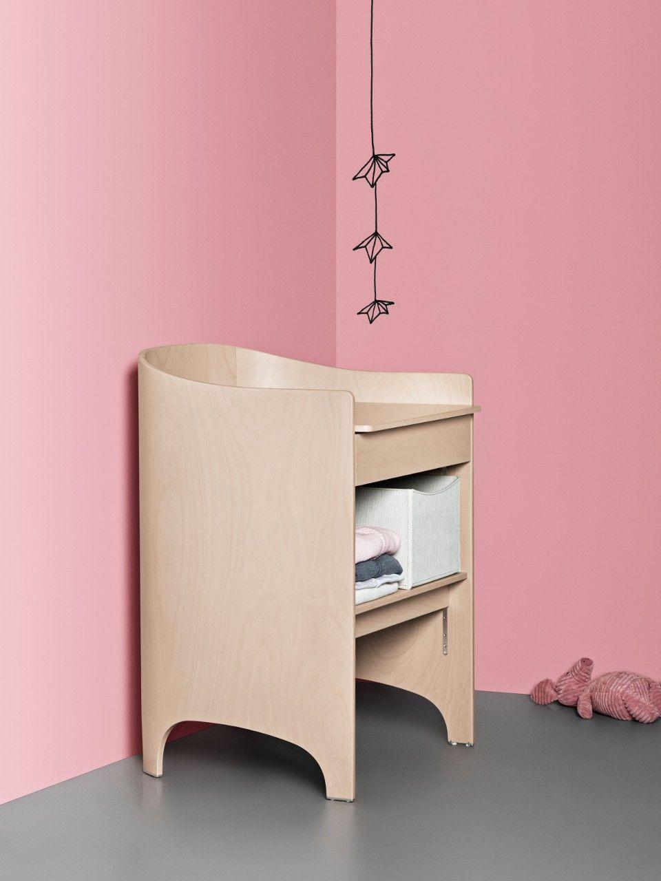 Leander Wickeltisch Mit Auflage Whitewash   Für Stilvolle Babyzimmer. :)