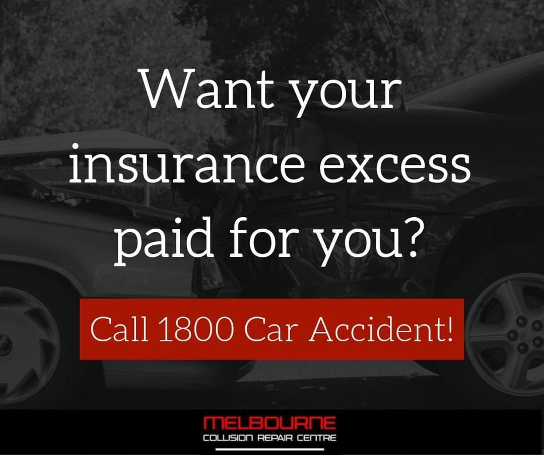 Have You Had An Accident Give The Team At Melbourne Collision