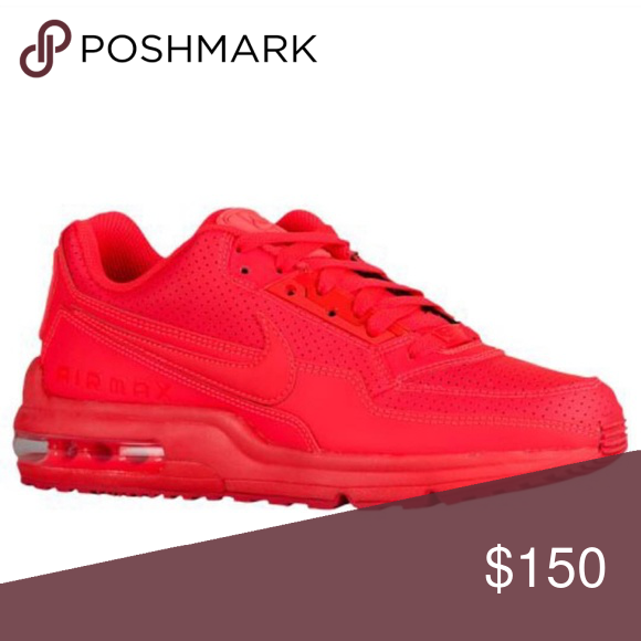 best service fe013 708e8 ... mens 687977 666 bright crimson red running shoes size 10 5 79193 f2e13   cheap new nike air max ltd 3 crimson sneakers new nike air max ltd 3  sneakers
