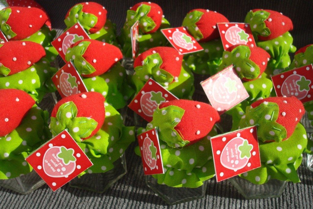 souvenirs de frutillita originales - Buscar con Google | More ...