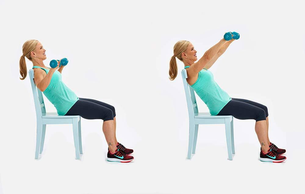 The Perfect Workout To Start With If You Have 50 Pounds To ...