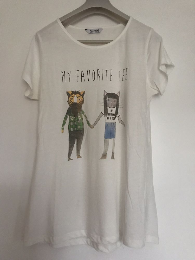 classic fit special sales cheap price Pull And Bear T- Shirt For Women Size L #fashion #clothing ...
