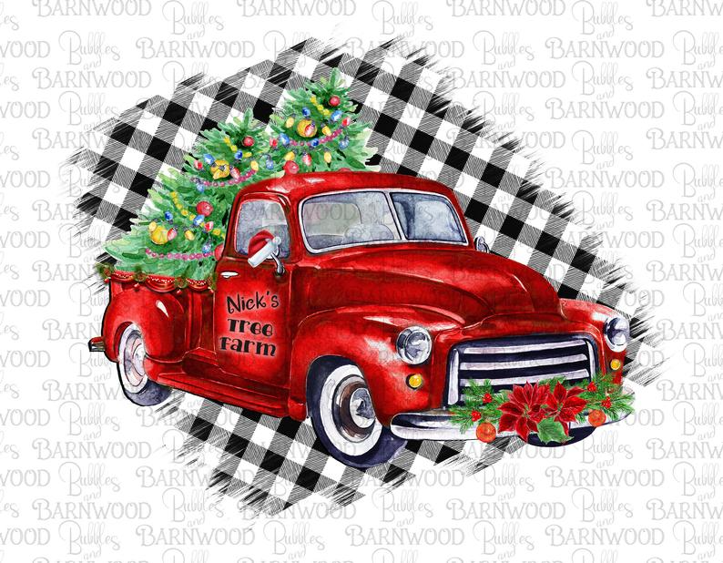 Buying Classic Chevy Trucks Popular Vintage Christmas Red Truck Truck Crafts Red Truck