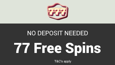 77 Free Spins At 777 Casino No Deposit Needed Love Photos