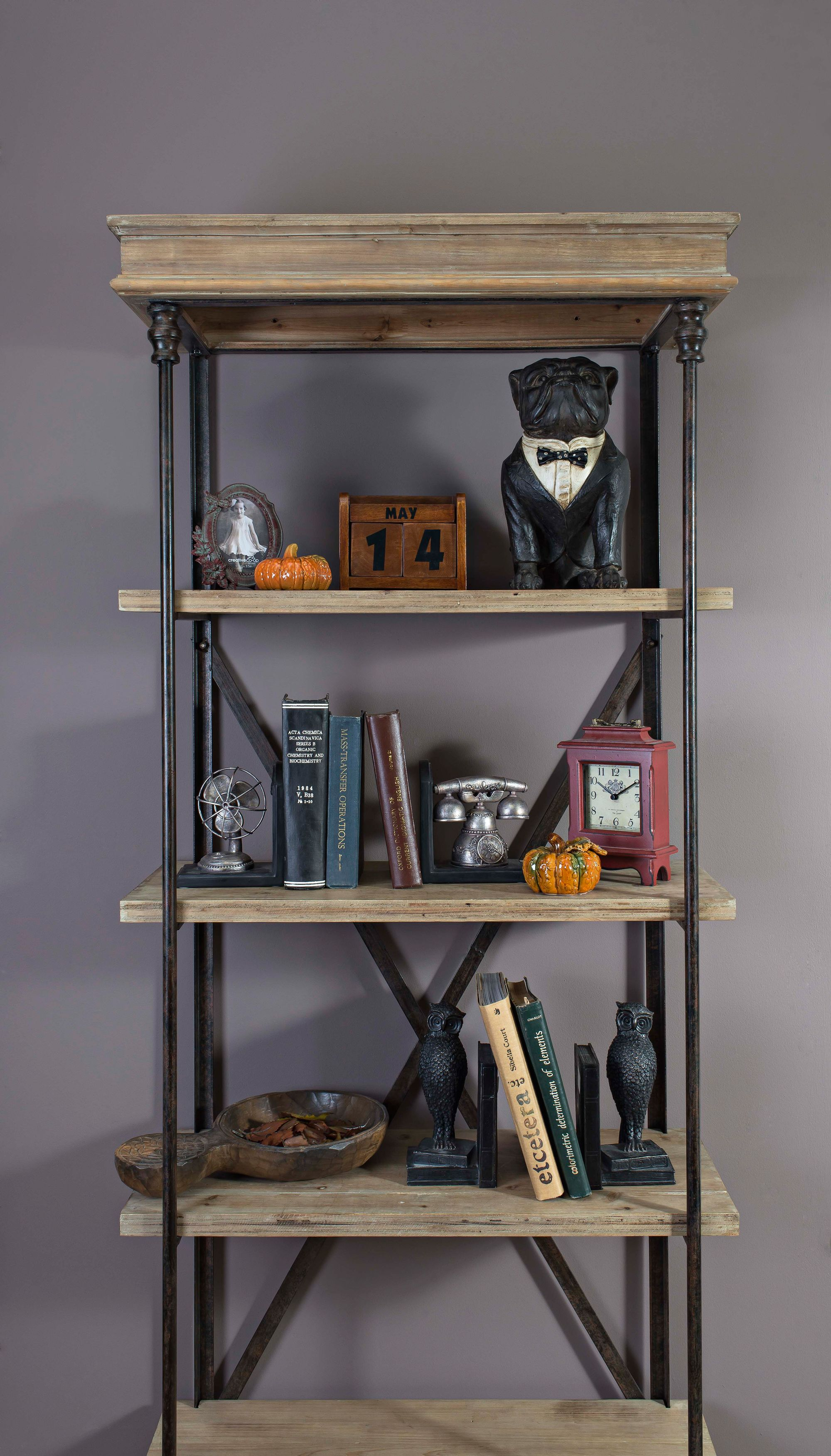 Stationery & Bookends ★ Creative Co-Op Home
