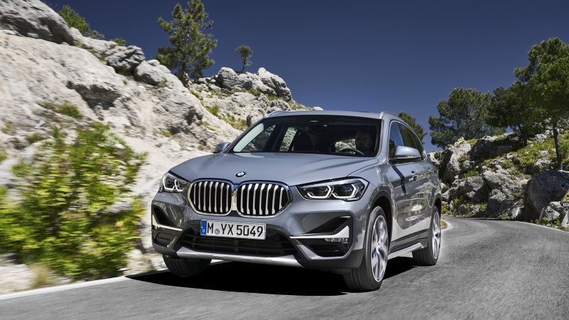 2020 Bmw X1 Gets New Look New Colors New Transmission Bmw New Transmission New Cars
