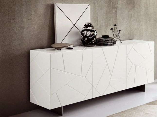 Ikea Metal Credenza : Sideboards remarkable white modern sideboard credenza ikea