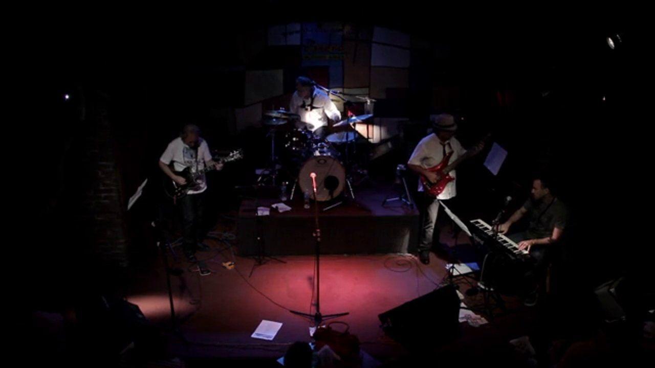 2014 COMIN' HOME BABY - ALMA NEGRA Videoclip en vivo / Sonido Directo
