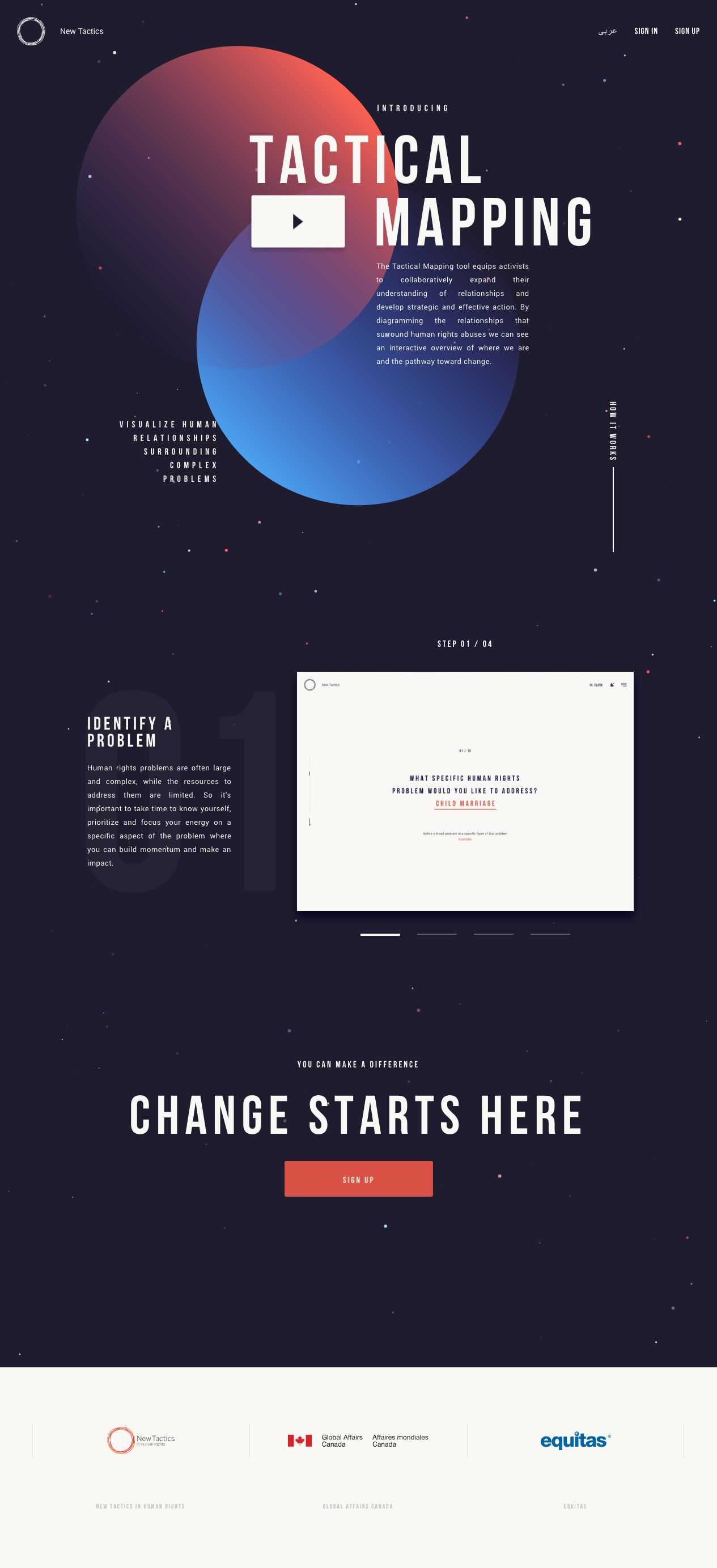 new tactics landing page design inspiration lapa ninja the best rh pinterest com