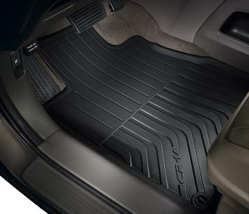 2012 2014 Cr V All Season Floor Mats Black Set Of 3 Honda Accessories Honda Crv Honda Crv Accessories