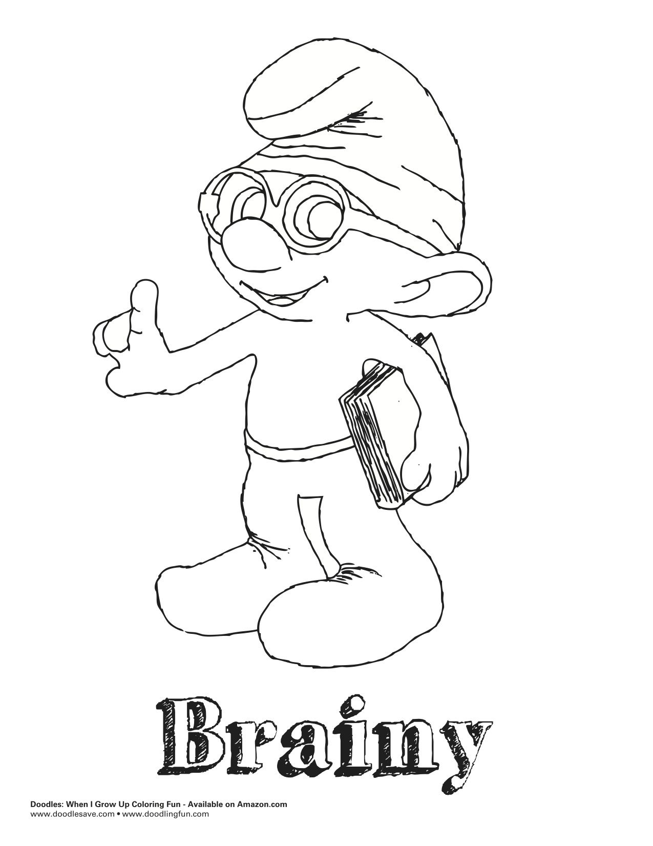 Smurf 2 Coloring Sheet Teachers Students Crafts Coloring Smurfs