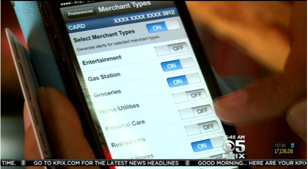 Credit Card App Lets You Control When And Where Someone Else Can Use Your Card , Today's #NewsMom News Headline comes from one of my favorite #NewsDads - KPIX Reporter Kiet Do.   He introduced us to an app in development from O... , http://newsmom.com/credit-card-app-lets-you-control-when-and-where-someone-else-can-use-your-card/